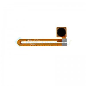 For OnePlus 5T Home Button Flex Cable Ribbon Replacement - Black - Grade S+