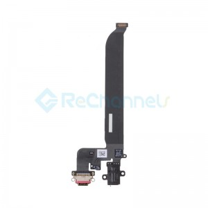 For OnePlus 5T Charging Port Flex Cable Ribbon Replacement - Grade S+