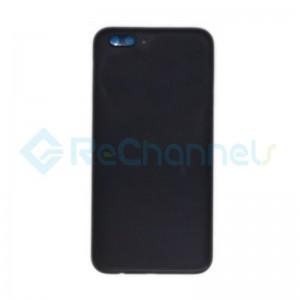For OPPO R11 Plus Battery Door Replacement - Black - Grade S+