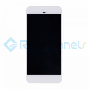 For Google Pixel LCD Screen and Digitizer Assembly Replacement - White - Grade S+