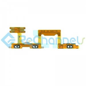 For Huawei Honor View 30 Power and Volume Button Flex Cable Replacement - Grade S+