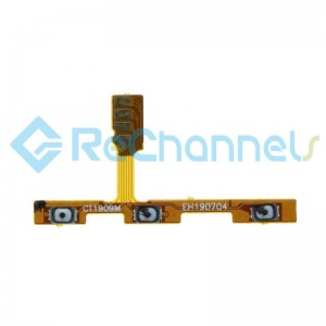 For Huawei P20 Lite 2019 Power and Volume Button Flex Cable Replacement - Grade S+