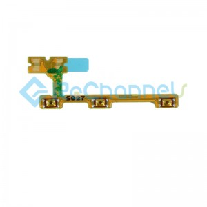 For Huawei Nova 3 Power and Volume Button Flex Cable Replacement - Grade S+