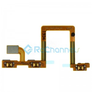 For Huawei Honor 9X Power and Volume Button Flex Cable Replacement - Grade S+