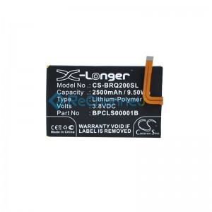 For Blackberry Q20 Classic Battery Replacement - Grade S+
