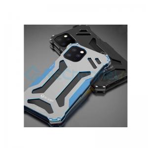 Gundam Aluminum Three Proof Phone Case for iPhone 11/11 Pro/11 Pro Max - Black/Blue