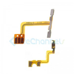 For OPPO R9s Power/Volume Flex Cable Replacement - Grade S+