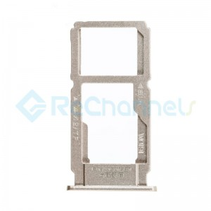 For OPPO R9s Sim Card Tray Replacement - Gold- Grade S+