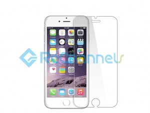 For Apple iPhone 6s Plus Tempered Glass Screen Protector (Without Package) - Grade R