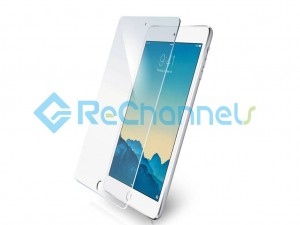For Apple iPad mini 5 Tempered Glass Screen Protector (Without Package) - Grade R
