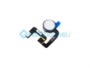 For Google Pixel Fingerprint Flex Cable Ribbon Replacement - White - Grade S+