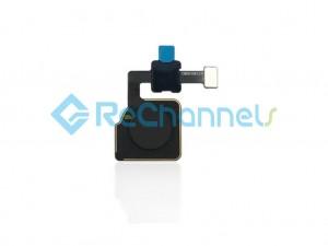 For Google Pixel 2 XL Fingerprint Flex Cable Ribbon Replacement  - Black - Grade S+
