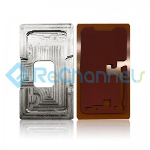 For Refurbishing Alignment (Glass Only) Mould for iPhone X (Metal Mould)