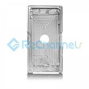 For Refurbishing Alignment (Glass Only) Mould for iPhone 7 Plus/8 Plus (Metal Mould)