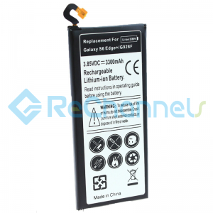 For Samsung Galaxy S6 Edge plus Battery Replacement - Grade S+