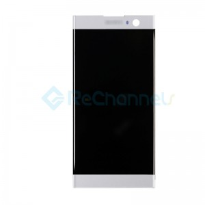 For Sony Xperia XA2 LCD Screen and Digitizer Assembly Replacement - Silver - Grade S