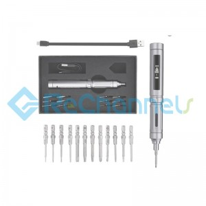 For Multi-Functional Precision Electric Screwdriver