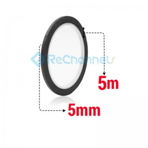 For Tape 5MM X5M (Black Tape)