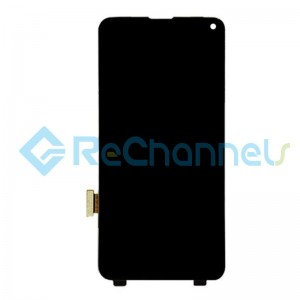 For Samsung Galaxy S10E LCD Screen and Digitizer Assembly Replacement - Black - Grade S+