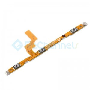 For Samsung Galaxy A20 SM-A205 Power Button Flex Cable Replacement - Grade S+