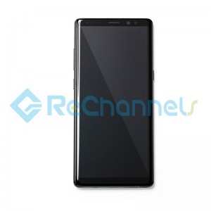 For Samsung Galaxy Note 8 LCD Screen and Digitizer Assembly Replacement - Black - Grade S