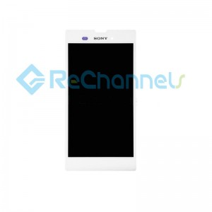 For Sony Xperia T3 LCD Screen and Digitizer Assembly Replacement - White - Grade S+