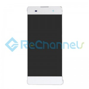 For Sony Xperia XA LCD Screen and Digitizer Assembly Replacement - White - Grade S