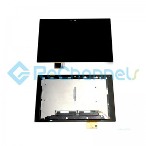 For Sony Xperia Z Tablette LCD Screen and Digitizer Assembly Replacement - Black - Grade S