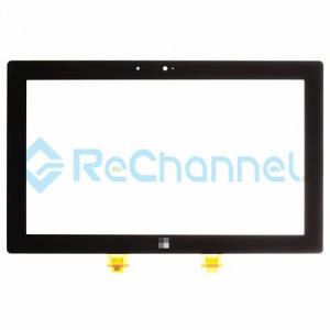 For Microsoft Surface RT Digitizer Touch Screen Replacement - Grade S+
