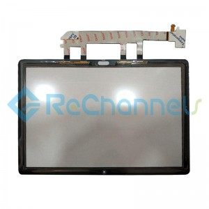 For Huawei MediaPad M5 lite 10.1 Touch Screen Replacement - Black - Grade S