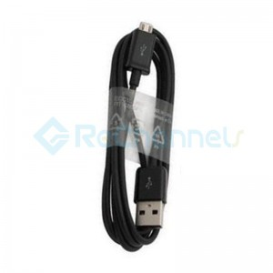 USB Charging Cable for Samsung (1.5M ) - Black - Grade S+