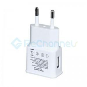 USB Power Adapter for Samsung - White - EU Version