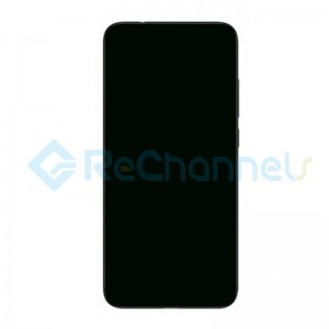 For Xiaomi Redmi Note 7 LCD Screen and Digitizer Assembly Replacement - Black - Grade S+