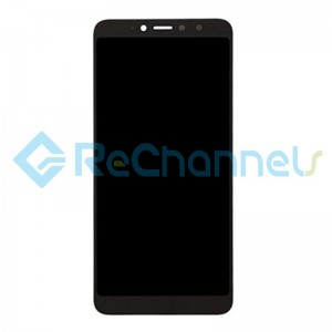 For Xiaomi Redmi S2 LCD Screen and Digitizer Assembly Replacement - Black - Grade S+