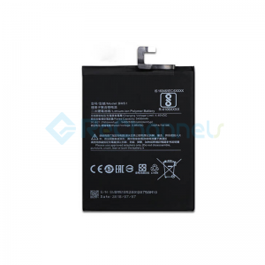 For Xiaomi Max 3 Battery BM51 5400mAh Replacement - Grade S+