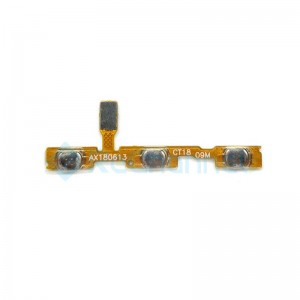 For Xiaomi Redmi 6 Pro Power and Volume Button Flex Cable Replacement - Grade S+