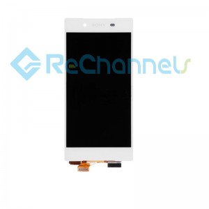 For Sony Xperia Z5 LCD Screen and Digitizer Assembly Replacement - White - Grade S