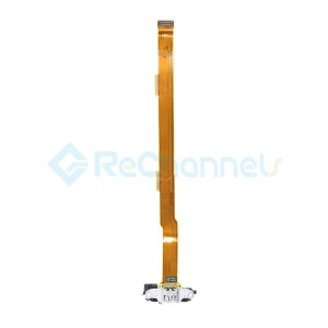 For OPPO R9s Plus Charging Port Flex Cable Ribbon With Sensor Replacement - Grade S+
