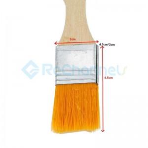 Oil Painting Brush With Bigger Brush Head