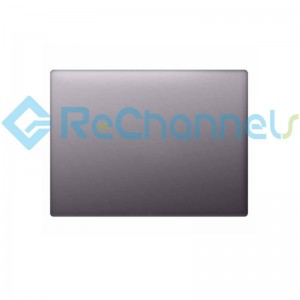 For Huawei MateBook 13 LCD Cover Replacement - Gray - Grade S+
