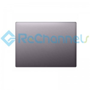 For Huawei MateBook X Pro LCD Back Cover Replacement - Silver - Grade S+
