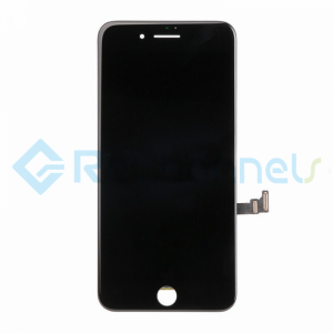 For Apple iPhone 7 Plus LCD Screen and Digitizer Assembly Replacement - Black - Grade R+