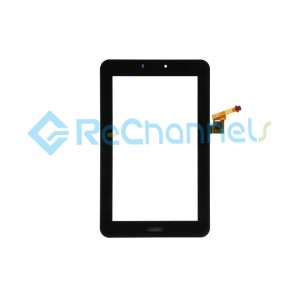 For Huawei MediaPad 7 Youth S7-701 Touch Screen Replacement - Black - Grade R