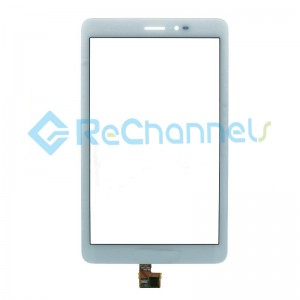 For Huawei MediaPad 8.0 S8-701 Touch Screen Replacement - White - Grade R