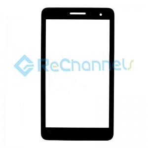 For Huawei MediaPad T1 7.0 T1-701U Glass Lens Replacement - Black - Grade R