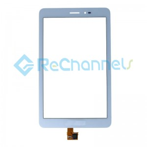 For Huawei MediaPad T1 8.0 Pro T1-821 Touch Screen Replacement - White - Grade R