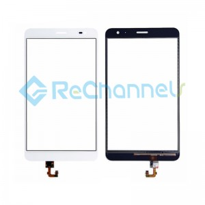 For Huawei MediaPad X1 7D-501L Touch Screen Replacement - White - Grade S+