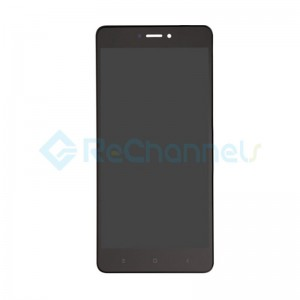 For Xiaomi Redmi 4(4X) LCD Screen and Digitizer Assembly Replacement - Black - Grade S+