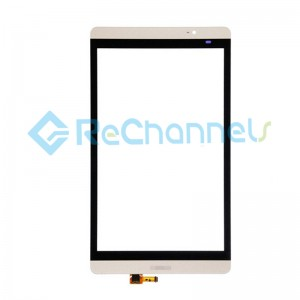 For Huawei MediaPad M2 8.0 Touch Screen Replacement - White - Grade R