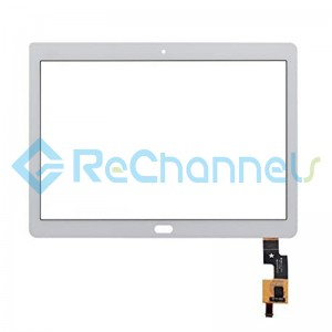 For Huawei MediaPad M3 Lite 10 Touch Screen Replacement - White - Grade S+
